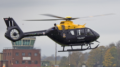 ZM511 - Airbus Helicopters H135 - United Kingdom - Defence Helicopter Flying School