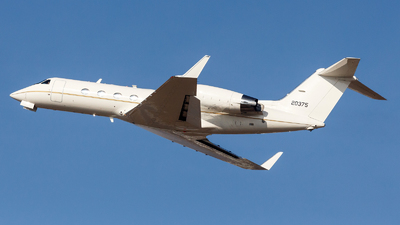 92-0375 - Gulfstream C-20H - United States - US Air Force (USAF)