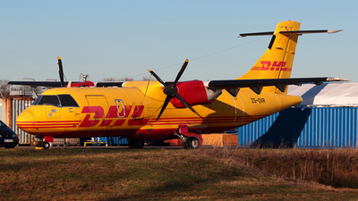 ZS-OVR - ATR 42-300 (F) - DHL (Solenta Aviation)