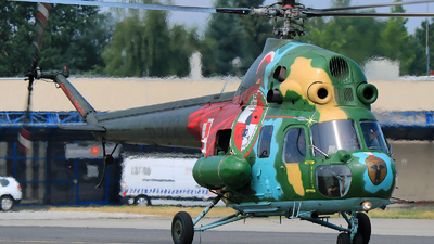6922 - PZL-Swidnik Mi-2 Hoplite - Poland - Army