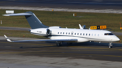P4-WWS - Bombardier BD-700-1A10 Global 6000	 - Private
