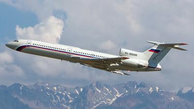 RA-85686 - Tupolev Tu-154M - Rossiya Airlines
