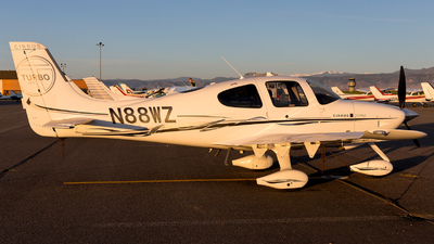 N88WZ - Cirrus SR22 G3 Turbo GTS - Private