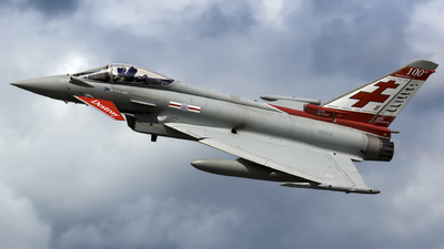 ZK315 - Eurofighter Typhoon FGR.4 - United Kingdom - Royal Air Force (RAF)