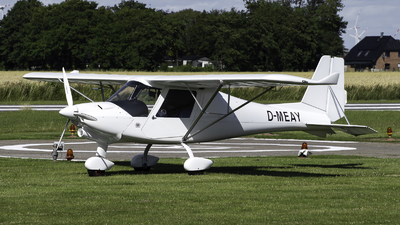 D-MEAY - Ikarus C-42 - Private