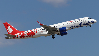4K-AZ65 - Embraer 190-100IGW - Buta Airways