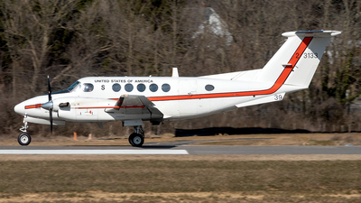 78-23133 - Beechcraft C-12C Huron - United States - US Army