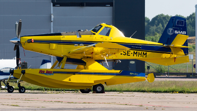 SE-MHM - Air Tractor AT-802F Fire Boss - Saab Nyge Aero