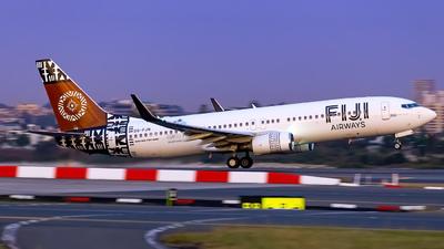 DQ-FJN - Boeing 737-808 - Fiji Airways