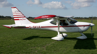 G-SKUA - Glasair Aviation Glastar - Private
