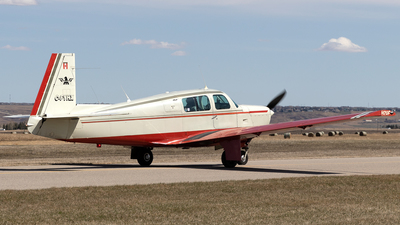 C-FYHX - Mooney M20F - Private