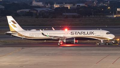 B-58202 - Airbus A321-252NX - Starlux