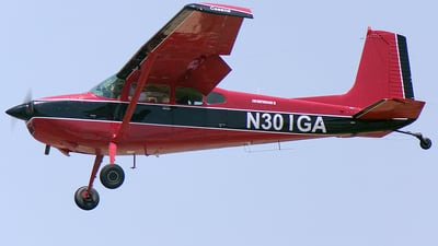 N301GA - Cessna 180K Skywagon - Private