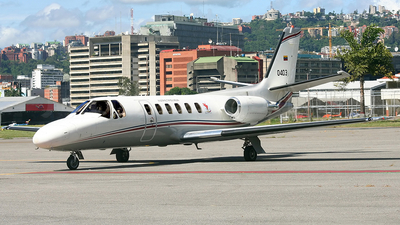 0403 - Cessna 550B Citation Bravo - Venezuela - Air Force