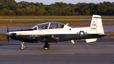 99-3562 - Raytheon T-6A Texan II - United States - US Air Force (USAF)