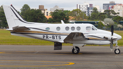 PR-BTS - Beechcraft C90GT King Air - Private