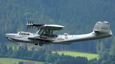 RP-C2403 - Dornier Do-24ATT Amphibian - South East Asian Airlines