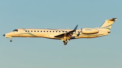 N286FM - Embraer ERJ-145XR - Intel