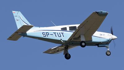 SP-TUT - Piper PA-28R-201 Arrow III - OKL - Aviation Training Centre of Rzeszow Technical University