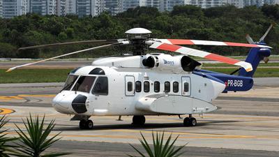 PR-BGB - Sikorsky S-92 Helibus - Omni Táxi Aéreo