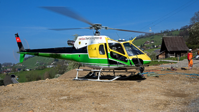 HB-ZHA - Aérospatiale AS 350B3 Ecureuil - Swiss Helicopter AG