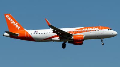 OE-IVJ - Airbus A320-214 - easyJet Europe