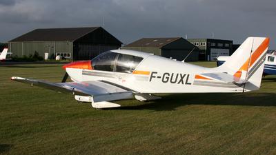 F-GUXL - Robin DR400/120 Dauphin 2+2 - Aero Club - Union Aérienne Lille Roubaix Tourcoing (UALRT)