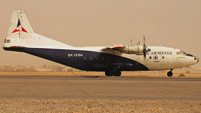 EK-12104 - Antonov An-12BK - Air Armenia