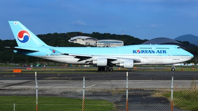 HL7460 - Boeing 747-4B5 - Korean Air