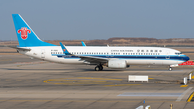 A picture of B1920 - Boeing 73786N - China Southern Airlines - © Janson Button