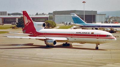 4R-ULD - Lockheed L-1011-100 Tristar - AirLanka