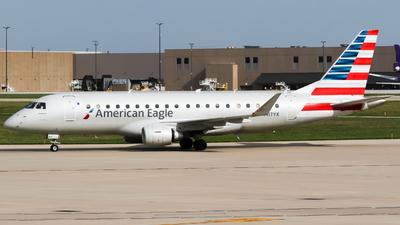 N417YX - Embraer 170-200LR - American Eagle (Republic Airways)