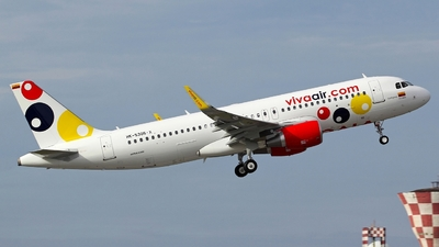 HK-5305-X - Airbus A320-214 - VivaColombia