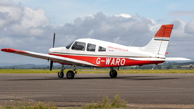 G-WARO - Piper PA-28-161 Warrior III - Aeros Flight Training