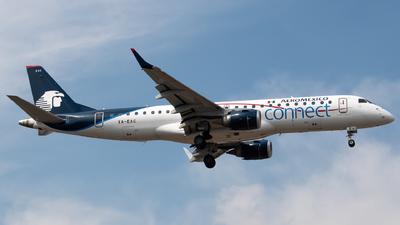A picture of XAEAC - Embraer E190LR - Aeromexico Connect - © Juan Carlos Alvarez (MAS Aviation Press)