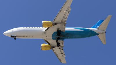 N420US - Boeing 737-401 - iAero Airways