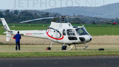 VH-RTV - Aérospatiale AS 350BA Ecureuil - Sydney Helicopters