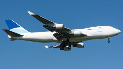 OE-ILC - Boeing 747-409F(SCD) - ASL Airlines