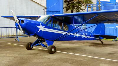 PP-HLJ - Neiva P-56C Paulistinha - Aeroclube de Juiz de Fora
