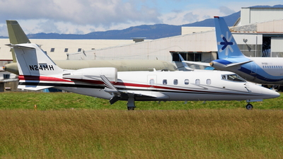 N24MH - Bombardier Learjet 60 - Private