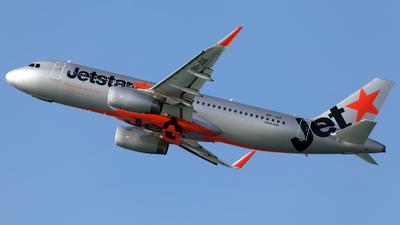 9V-JSQ - Airbus A320-232 - Jetstar Asia Airways
