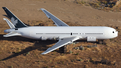 C-GAUW - Boeing 767-233 - Untitled