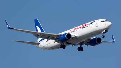 TC-SAJ - Boeing 737-8AS - AnadoluJet