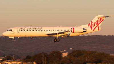 A picture of VHFNJ - Fokker 100 - Virgin Australia - © Will.Taylor