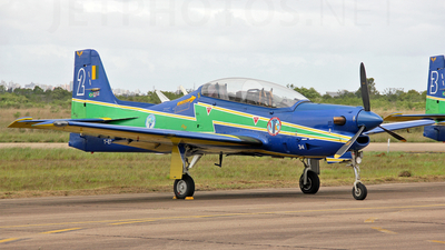FAB1434 - Embraer T-27 Tucano - Brazil - Air Force