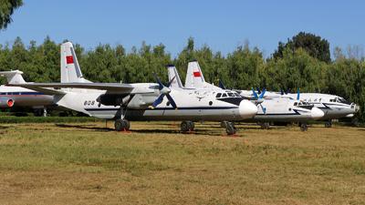 808 - Antonov An-26 - Civil Aviation Administration of China (CAAC)