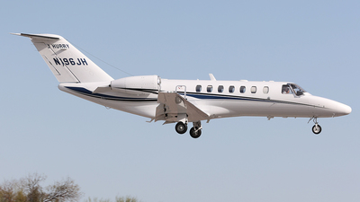 N196JH - Cessna 525B CitationJet 3 - Private