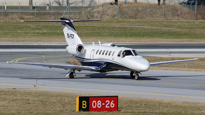 OK-FCY - Cessna 525A CitationJet 2 - Aeropartner