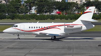 N48MF - Dassault Falcon 2000 - Private