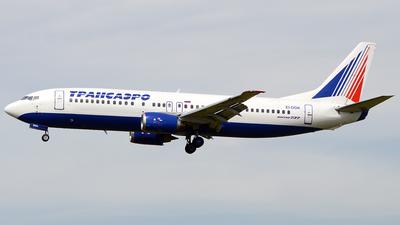 EI-DDK - Boeing 737-4S3 - Transaero Airlines